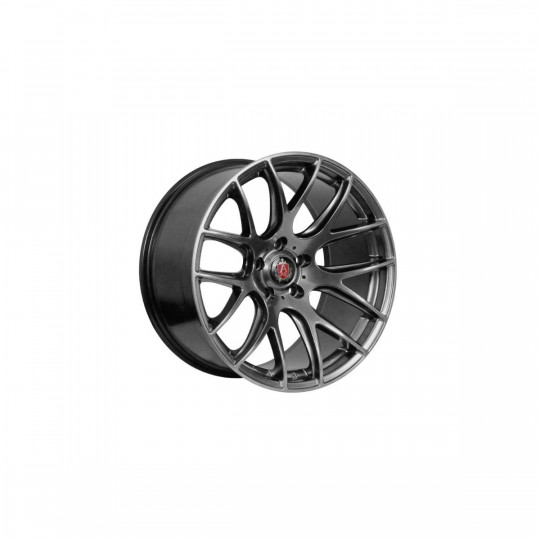AXE CS LITE 20X8.5 5X108 ET38 HYPER BLACK