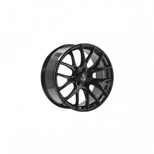 AXE CS LITE 20X8.5 5X120 ET38 GLOSS BLACK