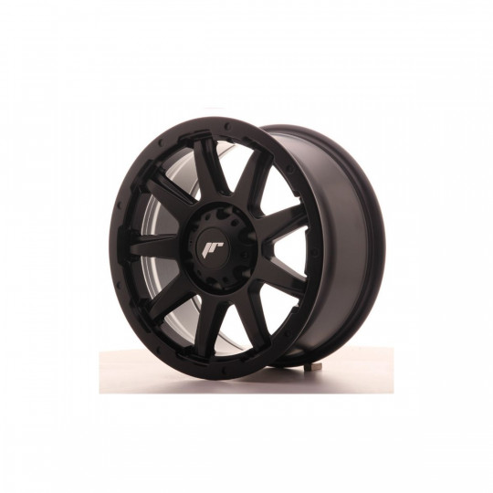 JAPAN RACING JRX1 20X9 6X139.7 ET20 MATTE BLACK