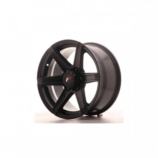 JAPAN RACING JRX6 20X9.5 6X139.7 ET25 MATTE BLACK