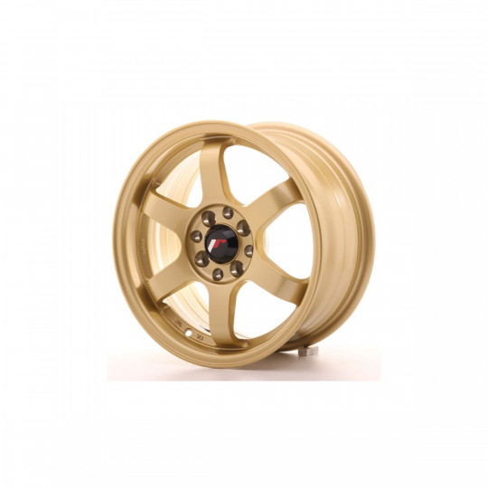 JAPAN RACING 16X7 4X100/108 ET25 GOLD