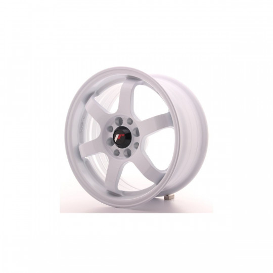 JAPAN RACING 16X7 4X100/108 ET25 WHITE