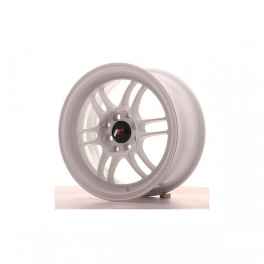 JAPAN RACING JR7 15X7 4X100/114.3 ET38 WHITE