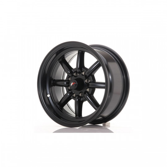 JAPAN RACING JR19 14X7 4X100/114.3 ET0 MATTE BLACK