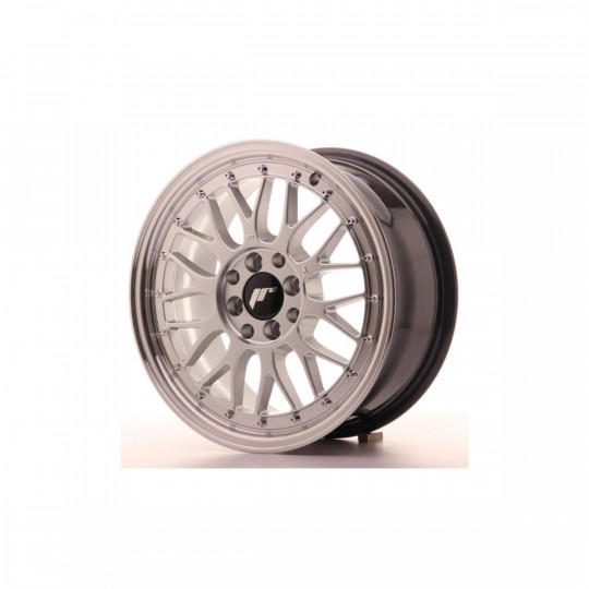 JAPAN RACING JR23 16X7 4X100/114.3 ET40 HYPER SILVER