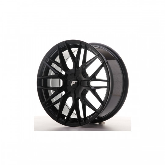 JAPAN RACING JR28 21X9 BLANK ET45 GLOSS BLACK
