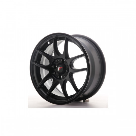 JAPAN RACING JR29 15X7 4X100/108 ET35 MATTE BLACK