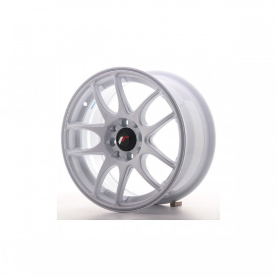 JAPAN RACING JR29 15X7 4X100/108 ET35 WHITE