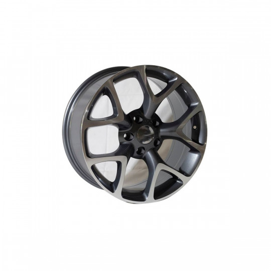 REPLICA OPEL STYLE 627 18X8 5X120 ET35 GUNMETAL MACHINED FACED
